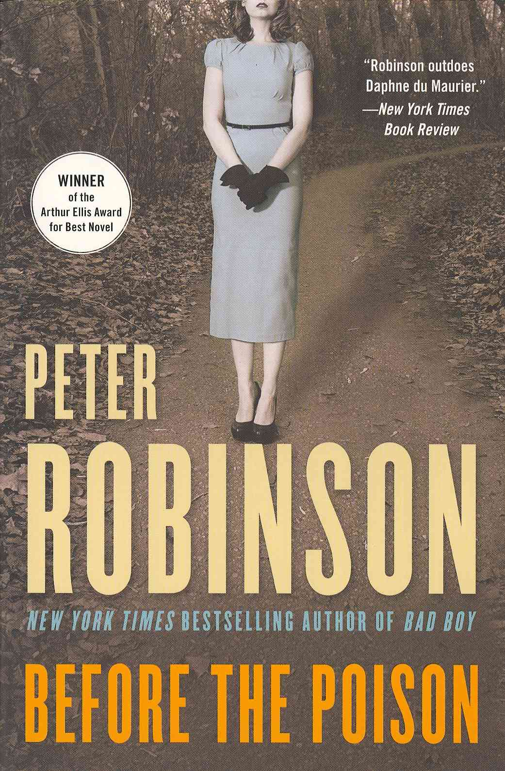 Before the Poison By Robinson, Peter